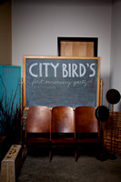 City Bird First Anniversary