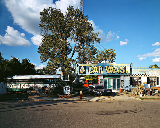 Classic Car Wash Cafe 2