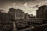 Detroit Images-Black & White